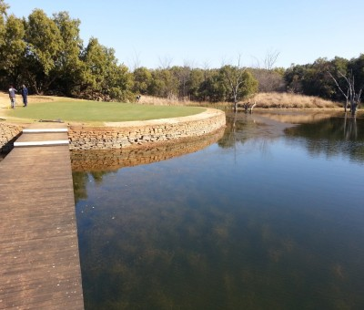 Millvale Private Retreat Golf Course: Koster, North West, South Africa