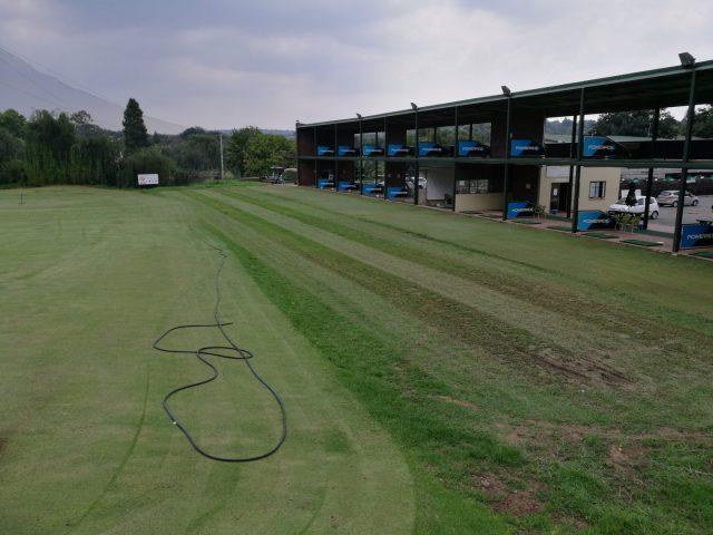 Golf Course Tee Box Reconstruction – Randpark Golf Club: Randburg, Gauteng, South Africa