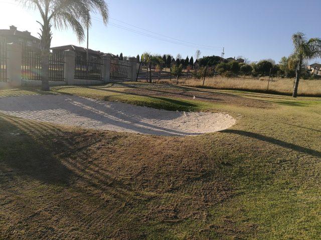 Renovation of 9 x Putting Greens and Bunkers – House Phala: Saddlebrook Estate, Kylami, Gauteng