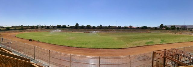 Sport Field Irrigation, Pump Station & Lawn – Monsterlus Stadium: Groblersdal, Limpopo, South Africa